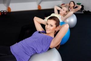 vježbe za trbuh nakon poroda