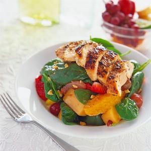Ljetna salata od piletine