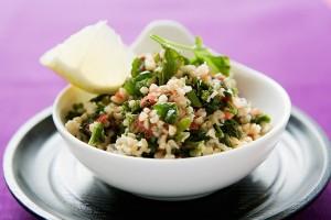 Ljetna salata od ječma i povrća