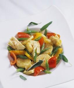 Salata od artičoka