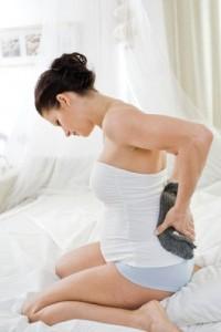 Bolovi u leđima u trudnoći