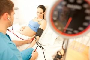 Visoki tlak u trudnoći