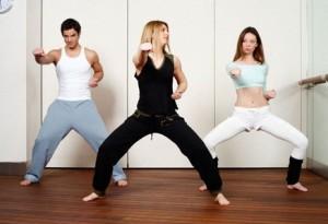 Uloga boksa i tae boa u mršavljenju