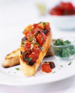 Bruschette od rajčice