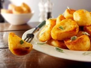Pečeni krumpir s origanom