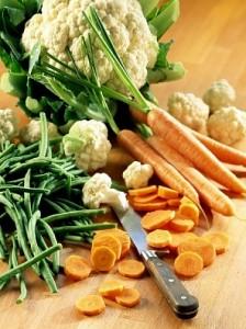 Gratinirano mlado povrće