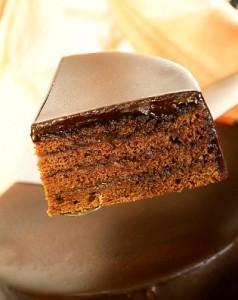 Kolač od gorke čokolade