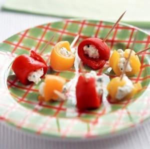 Paprika punjena sirom