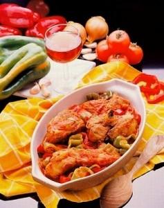 Kuhana janjetina s povrćem